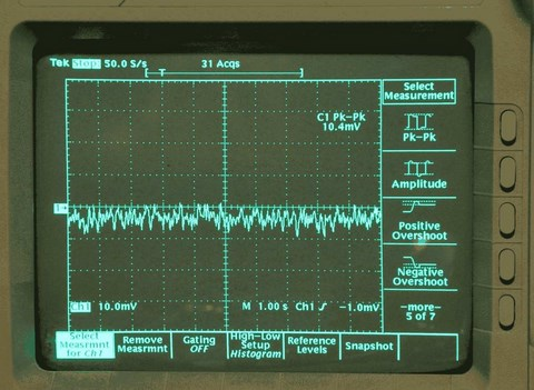 LTZ1000 noise in 0.1Hz-10Hz band