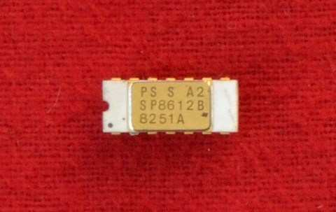 SP8612 1.8GHz Counter Plessey