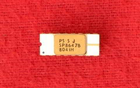 SP8647 250MHz Counter PLESSEY