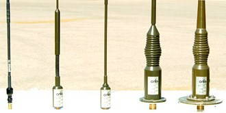 Wide range of antenna selection